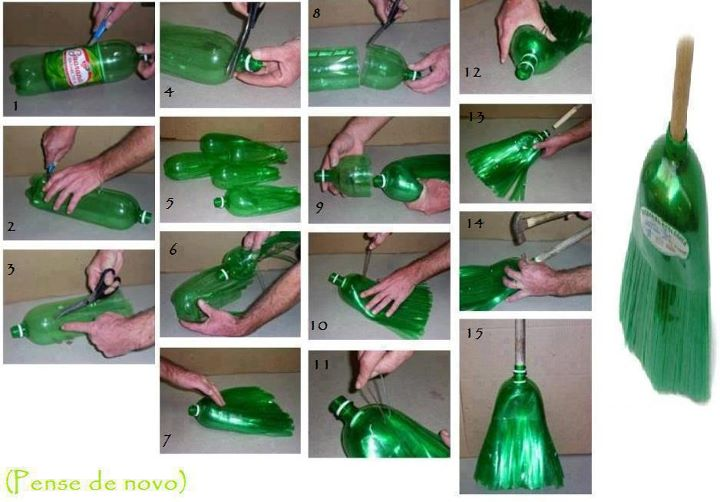Fai Da Te Bottiglie Plastica.Ecoidee Oggetti Fai Da Te Che Fanno Bene Al Ambiente Part 42