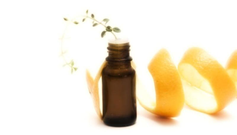 olio essenziale d'arance fai da te